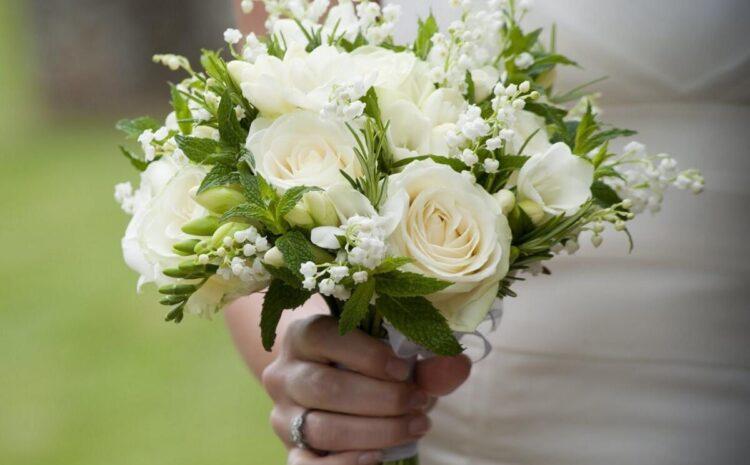 Свадебный букет на заказ в Бельцах